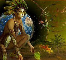 EARTH ELEMENTAL by shadowlea