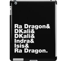 Ra Dragon Team iPad Case/Skin