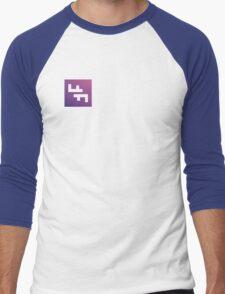 Female Frequency Men's Baseball ¾ T-Shirt