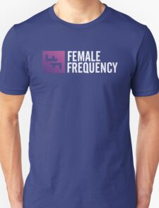 Female Frequency T-Shirt