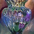 Crystal Vase by suzannem73