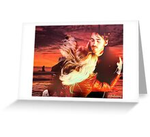 I Will Not Lose You Greeting Card