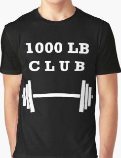 1000 lb Club Graphic T-Shirt