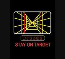 Stay On Target Use the Force Unisex T-Shirt