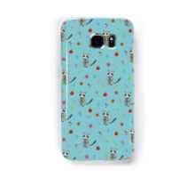 Cute Raccoon Pattern Samsung Galaxy Case/Skin