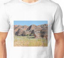 Domes, Bungle Bungles, Purnululu National Park. Unisex T-Shirt