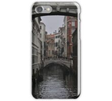 Venetian Bridges iPhone Case/Skin