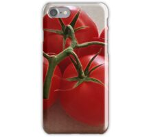 Store bought Tomatoes iPhone Case/Skin