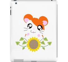 Hamtaro // Sunflower iPad Case/Skin