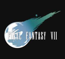Meteor Logo - Final Fantasy VII by Studio Momo╰༼ ಠ益ಠ ༽