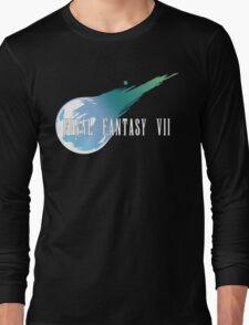 Meteor Logo - Final Fantasy VII Long Sleeve T-Shirt