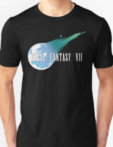 Meteor Logo - Final Fantasy VII T-Shirt