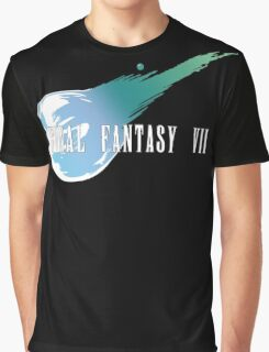 Meteor Logo - Final Fantasy VII Graphic T-Shirt