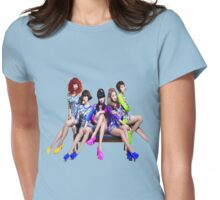 4Minute  Womens Fitted T-Shirt