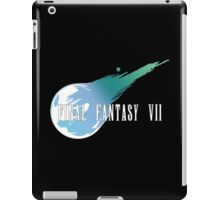 Meteor Logo - Final Fantasy VII iPad Case/Skin