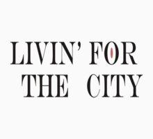 Livin' For the City Kids Tee
