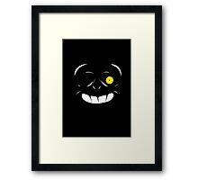 Sans Framed Print