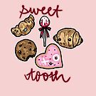 Sweet Tooth by Joree Cisneros Wuollet