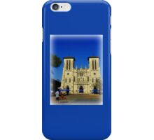 San Fernando Cathedral iPhone Case/Skin
