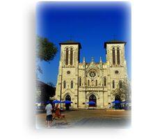 San Fernando Cathedral Canvas Print