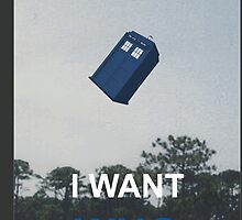 i want WHO believe by Riley Lloyd