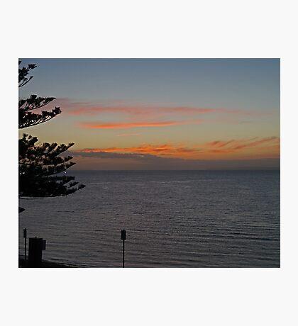 Sunset,  Kangaroo Island, Australia Photographic Print