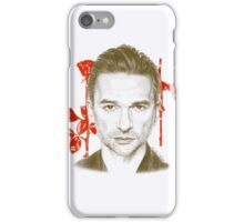Dave Gahan iPhone Case/Skin