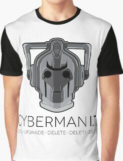 Cyberman I.T. Graphic T-Shirt