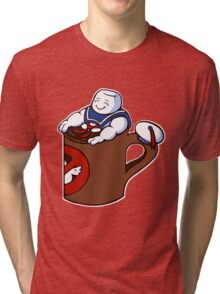 Cup of Stay Puft Tri-blend T-Shirt