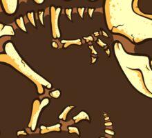 Dino Fossils Sticker
