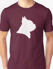 French Bulldog (in white) T-Shirt