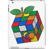 Rubik's apple iPad Case/Skin