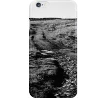 Wire Fences iPhone Case/Skin