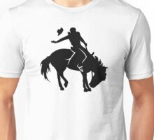 Rodeo riding Unisex T-Shirt