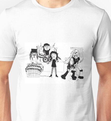 Meme Nightwish Unisex T-Shirt