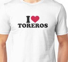 I love Toreros Unisex T-Shirt