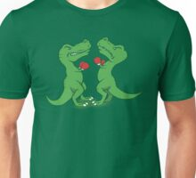 T-Rex Boxing Unisex T-Shirt