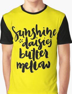 Yellow Graphic T-Shirt
