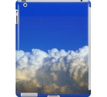 AZURE BLUE iPad Case/Skin