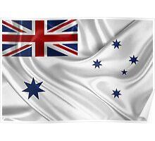 Royal Australian Navy - RAN Ensign Poster