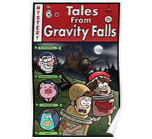 Tales from Gravity Falls Poster