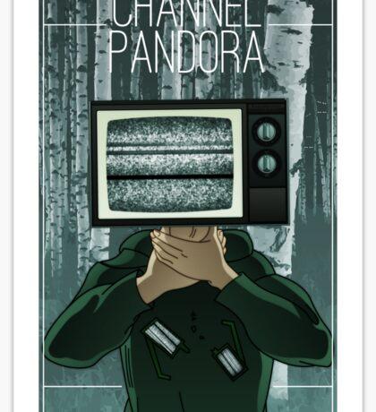 Channel Pandora: Diggory Sticker
