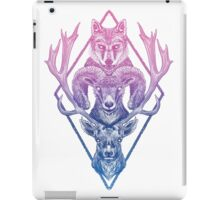 Wolfram Hart (Color) iPad Case/Skin