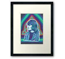 John Paul Jones of Led Zeppelin Framed Print