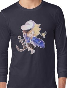 Vocaloid Oliver Chibi Long Sleeve T-Shirt