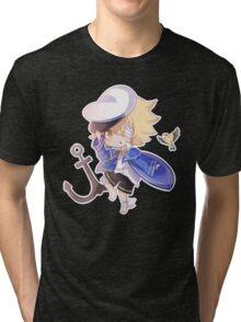 Vocaloid Oliver Chibi Tri-blend T-Shirt