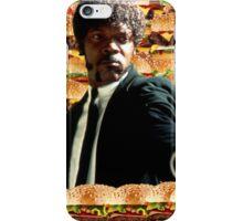 Tasty Burger! iPhone Case/Skin