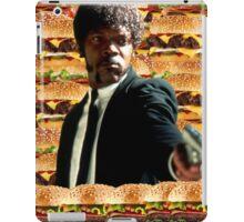 Tasty Burger! iPad Case/Skin