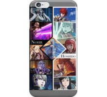 Fire Emblem Fates: Nations Clash (Vertical) iPhone Case/Skin