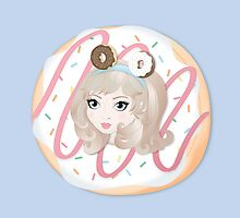 Debbie Doughnut by valerieann
